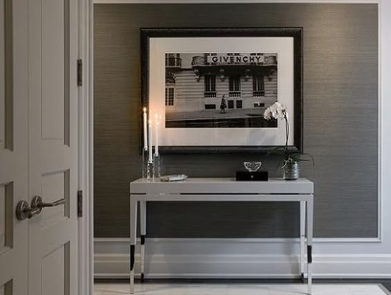 Essentials For The Perfect Small Entryway - Synonymous