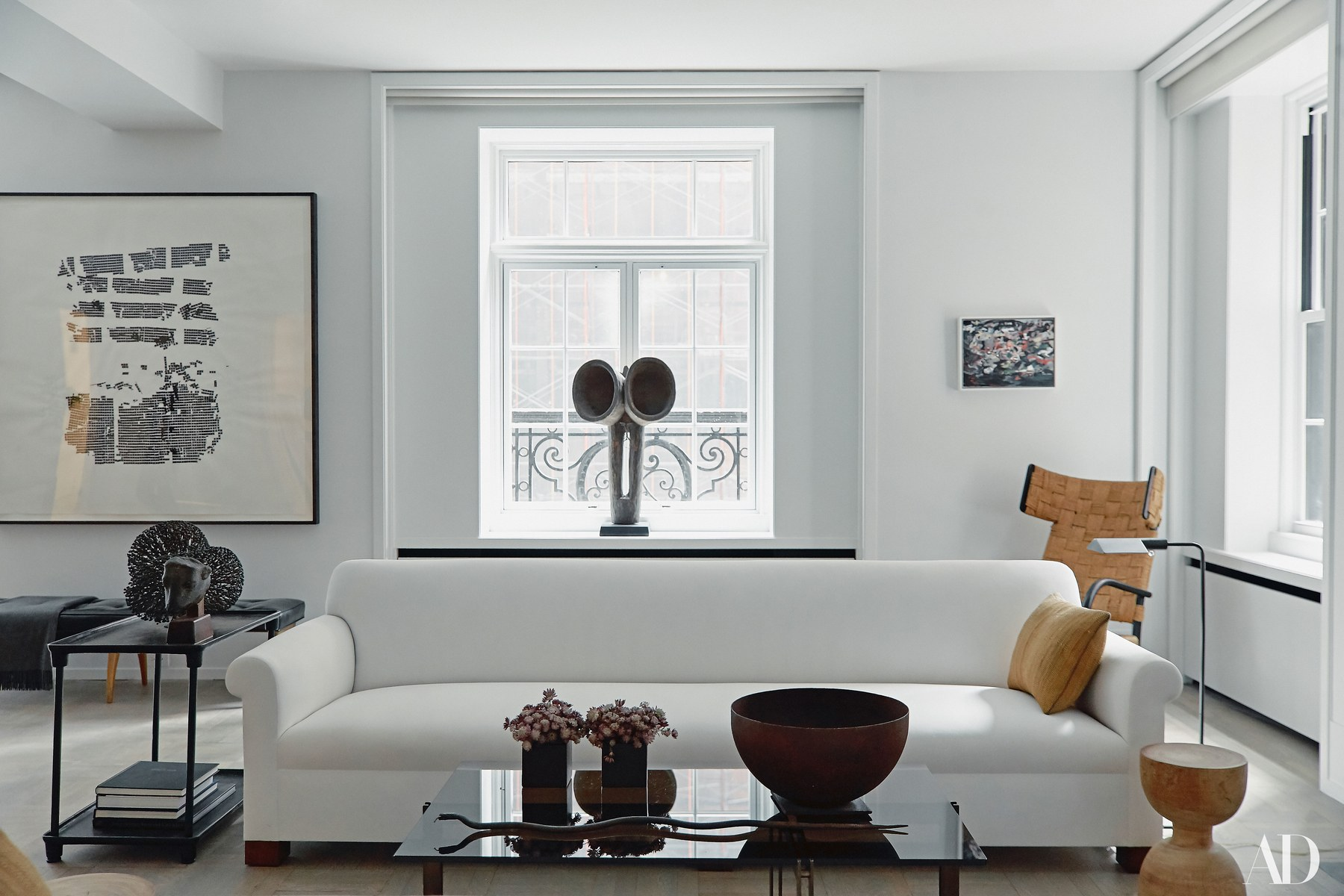 Francisco Costa Minimalist Park Avenue Apartment