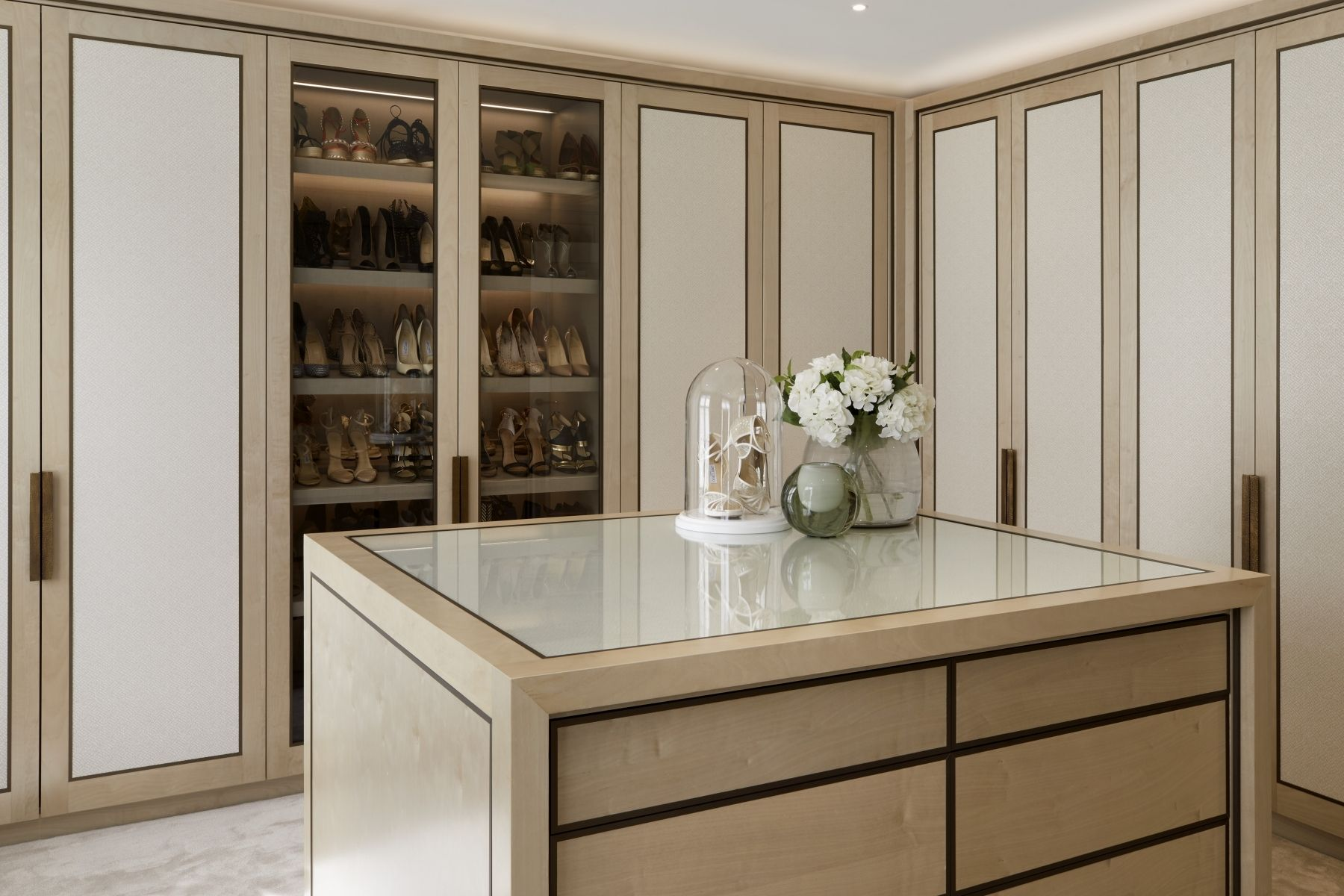 Design Study: How To Design A Dressing Room — SYNONYMOUS