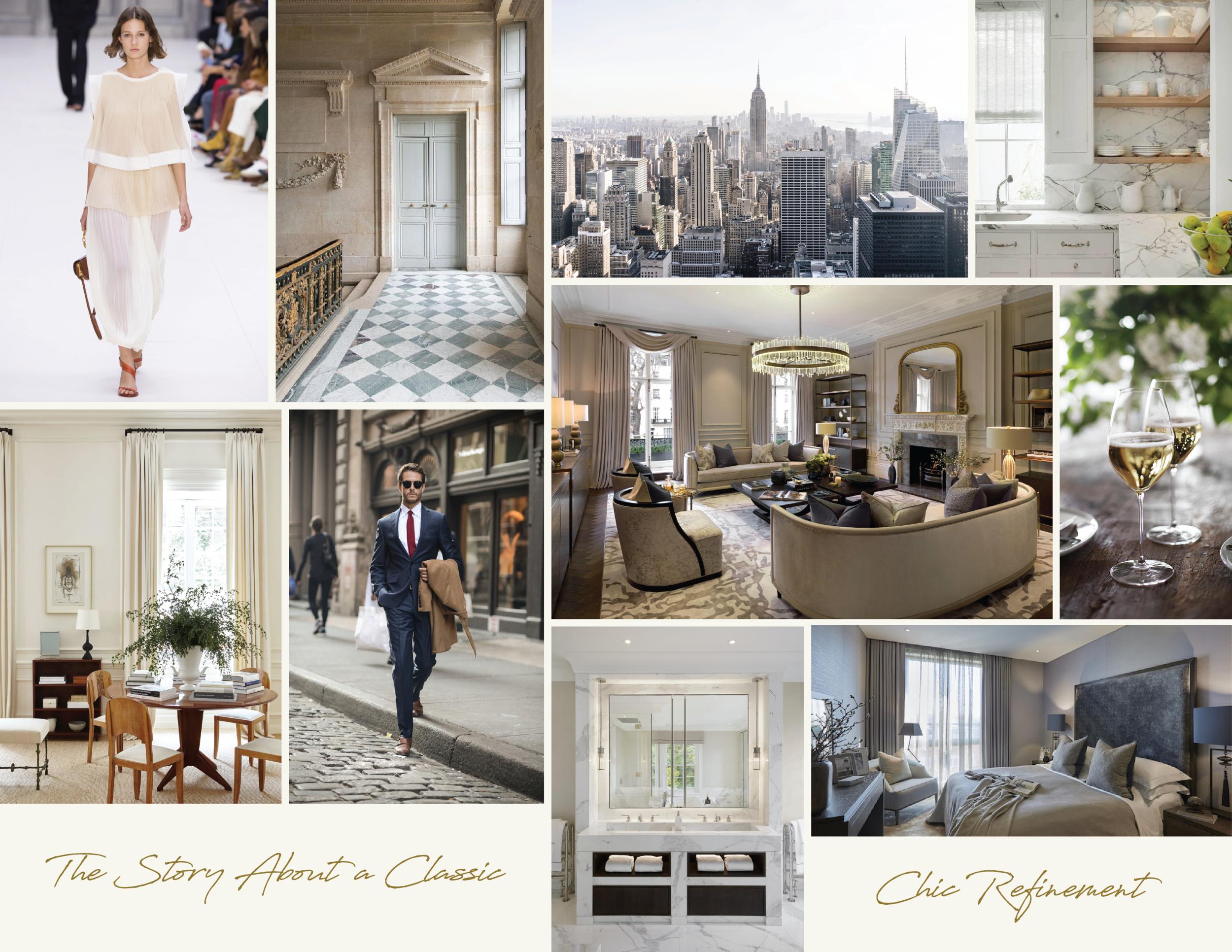 Synonymous | Luxury Interior Design Studio NYC  Company Signature Aesthetic Mood Board — Synonymouss.com