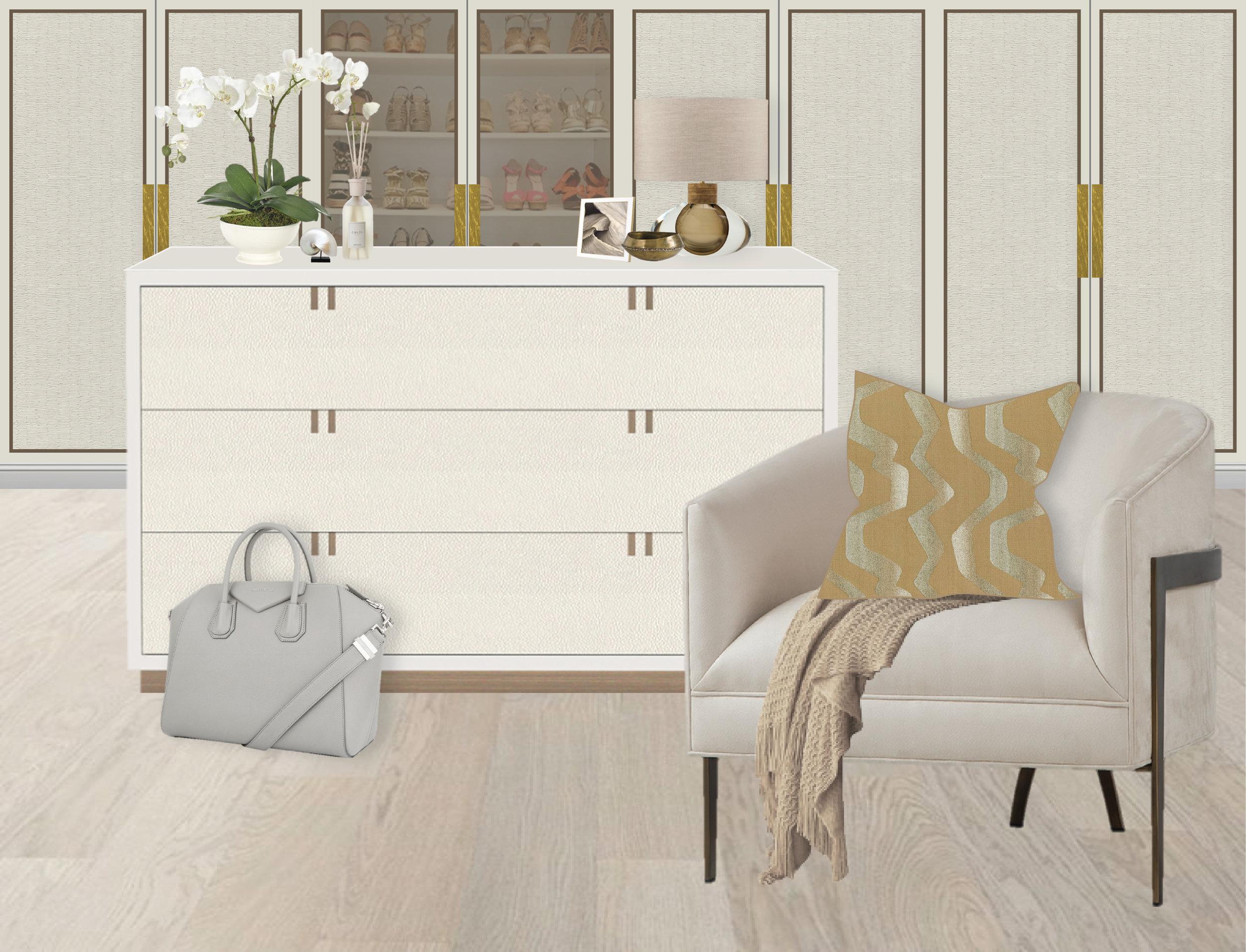 Women's Dressing Room by Synonymous | Luxury Interior Design NYC | Synonymouss.com.jpg