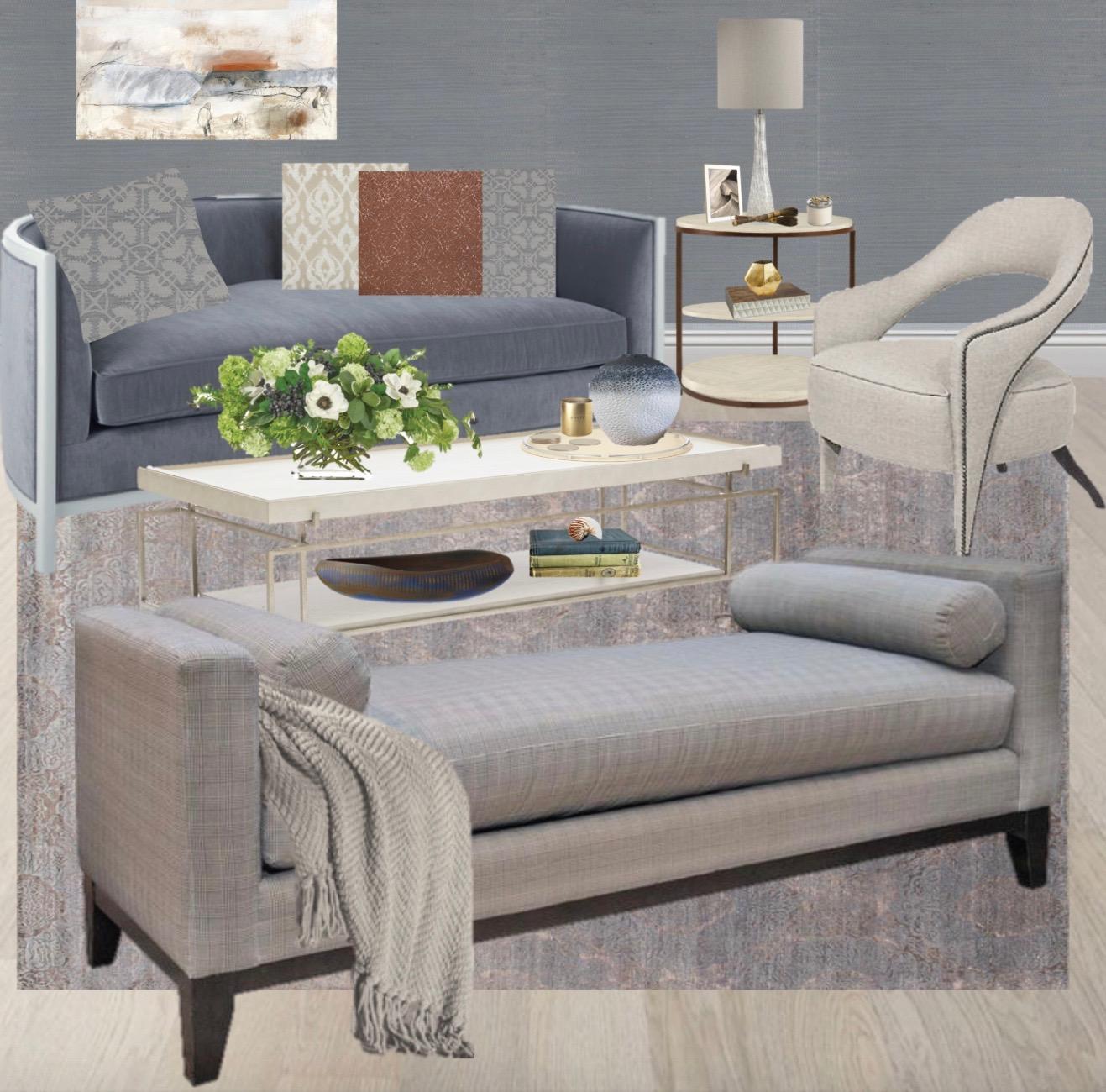 Blue Tonal Living Room by Synonymous — Synonymouss.com.jpg