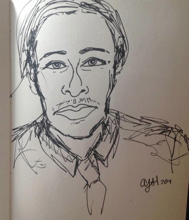 MOMA Portrait: Jameson