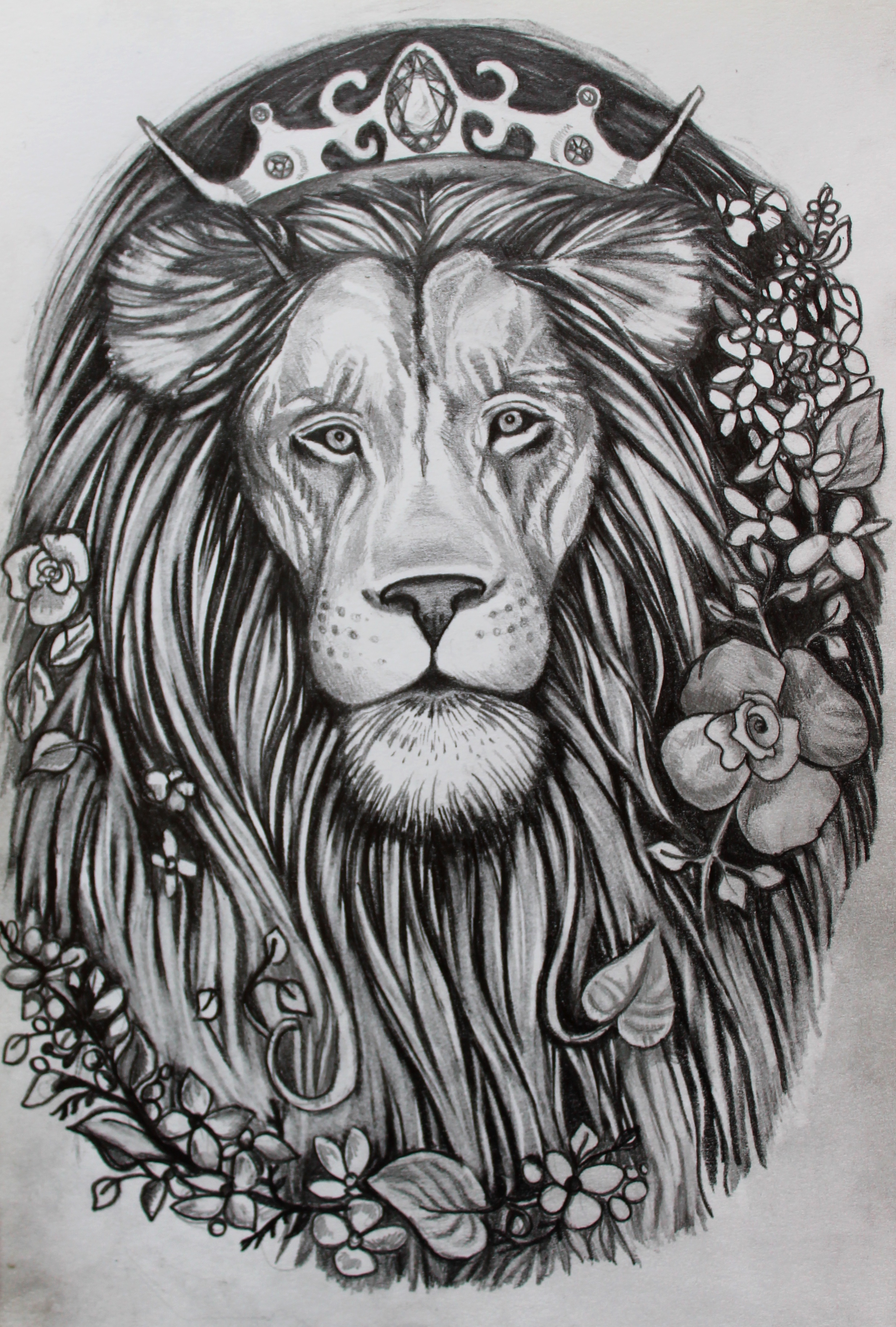Savannah, Tattoo Drawing