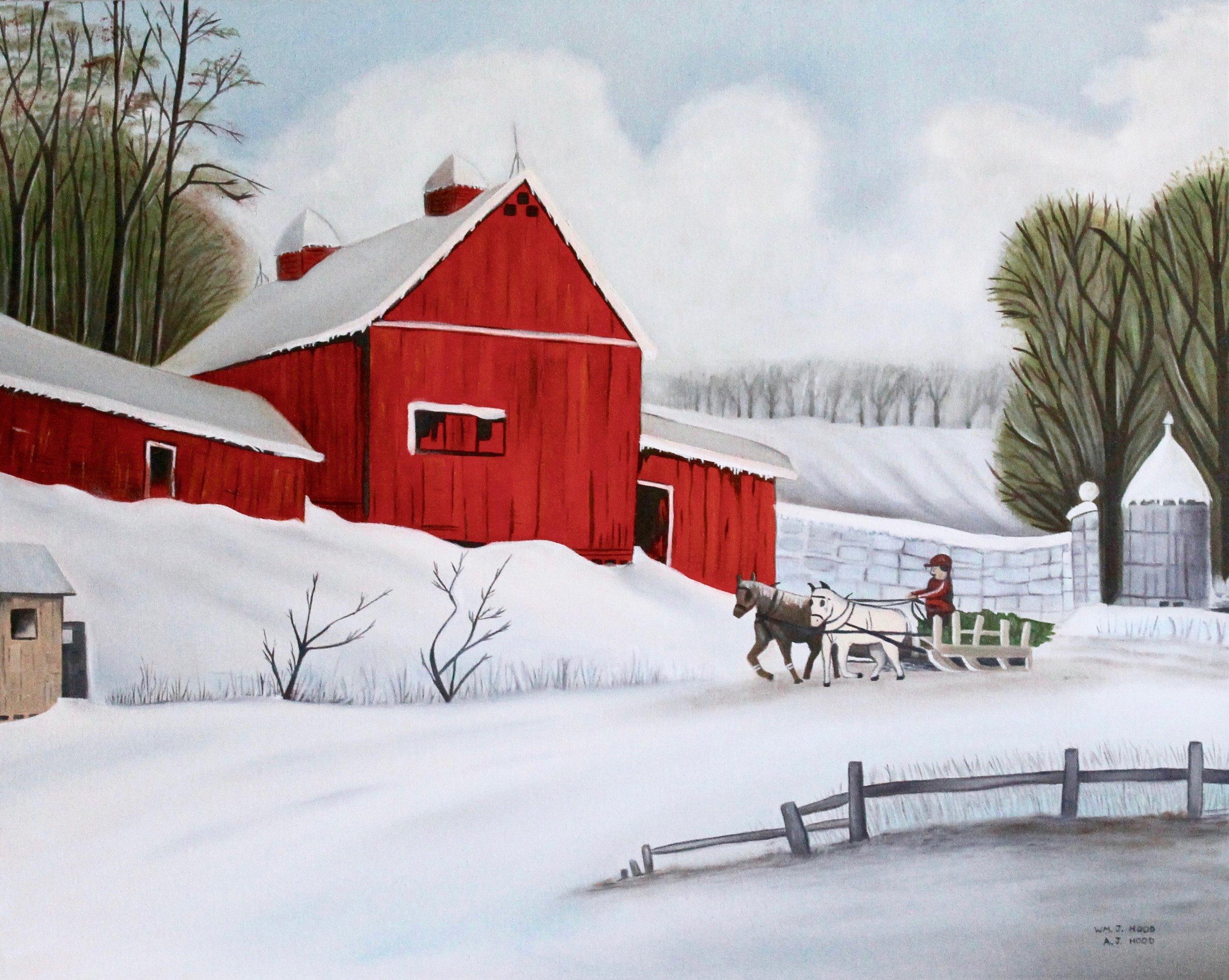 Red Barn Recreation