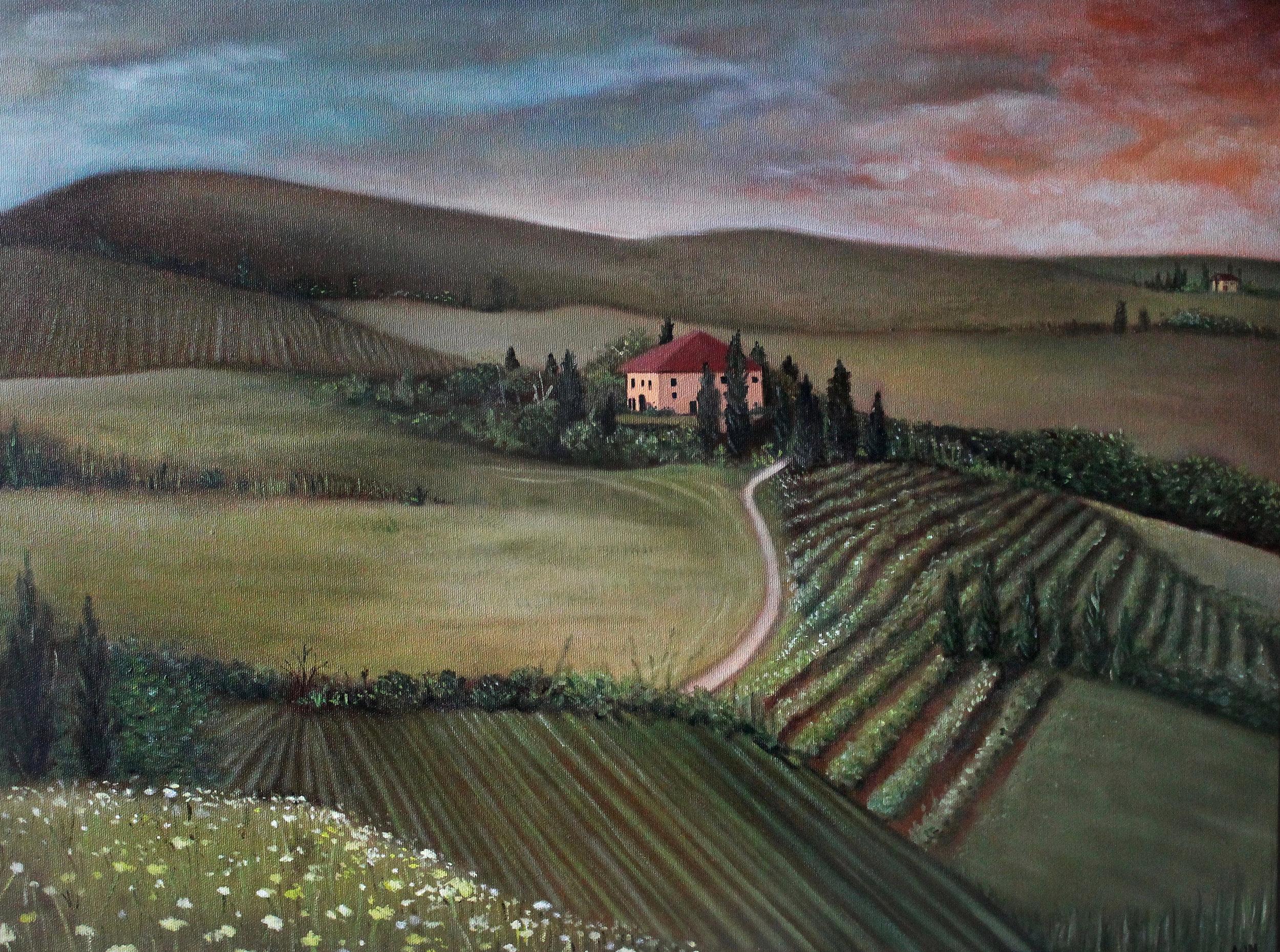 Tuscany - Mills Commission