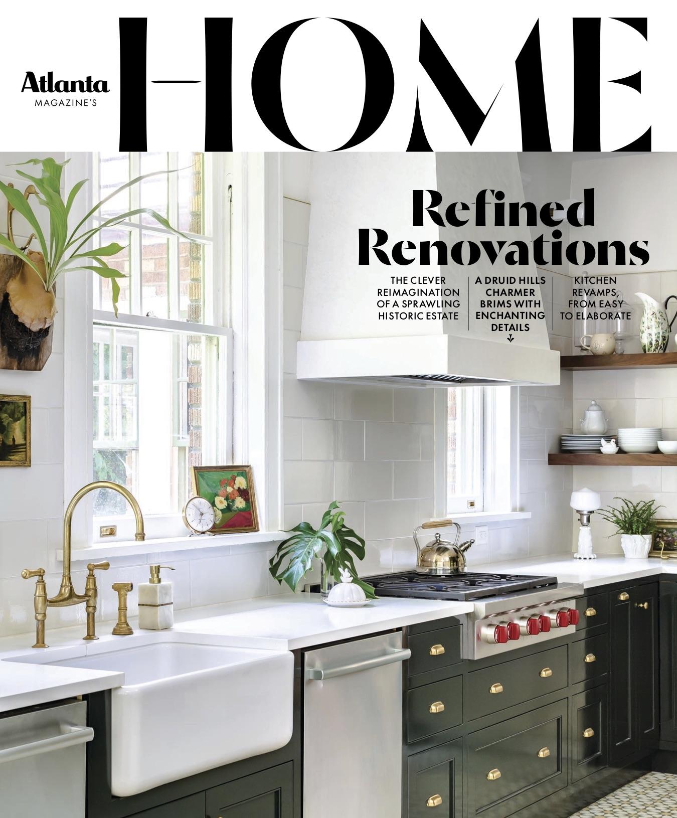 Atlanta Magazine's HOME Fall 2019