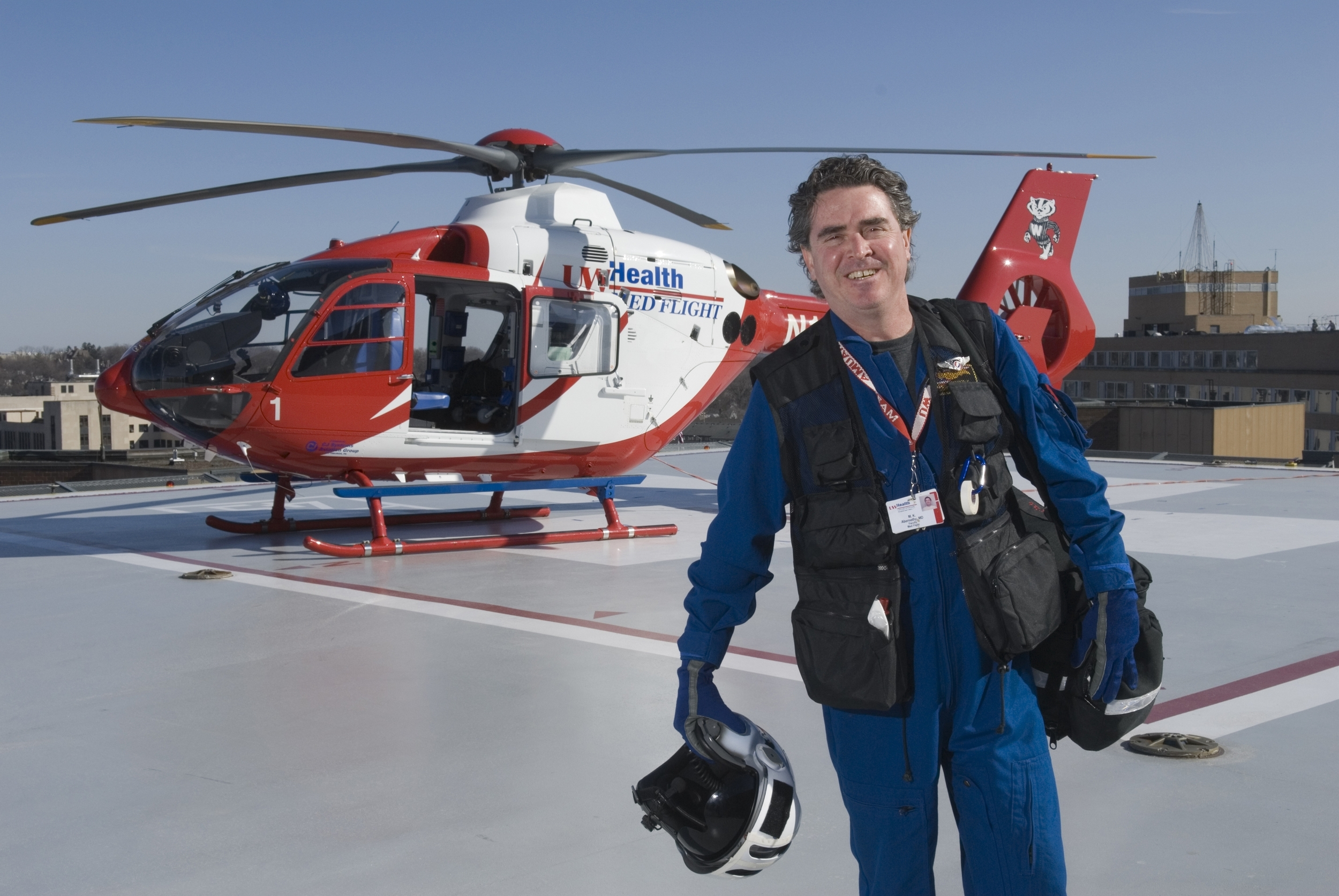 UW MedFlight | Madison
