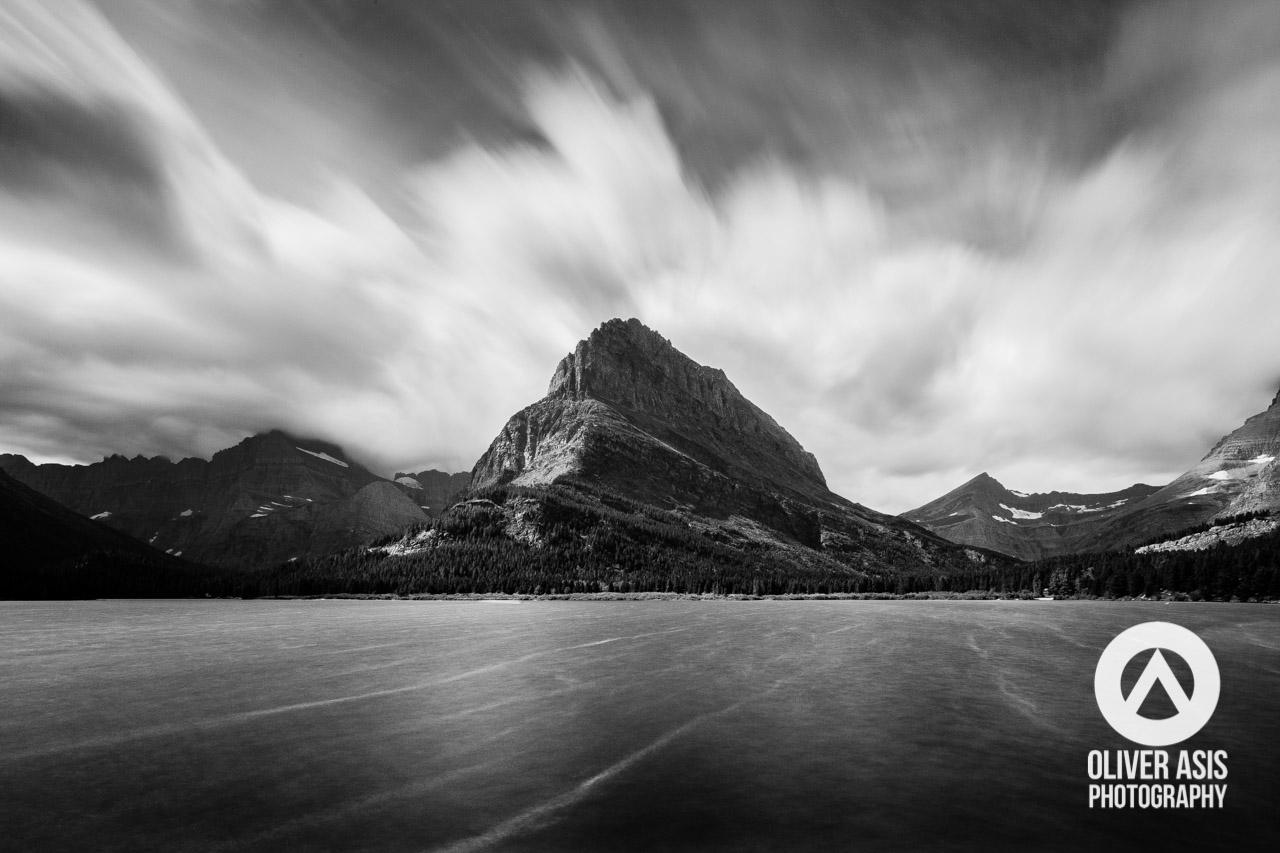 Swift current Lake, Glacier National Park