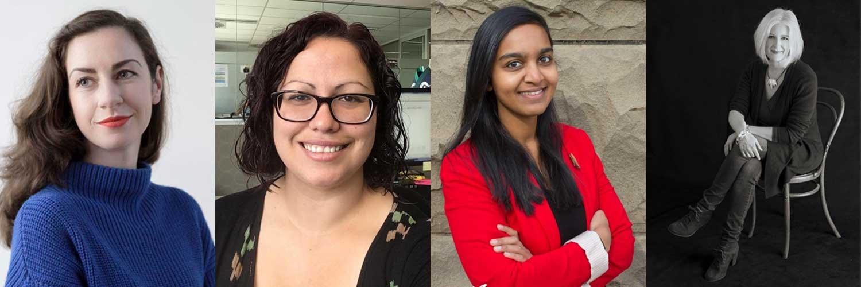 Jessica Friedmann, Lisa Fuller, Zoya Patel & Melinda Smith