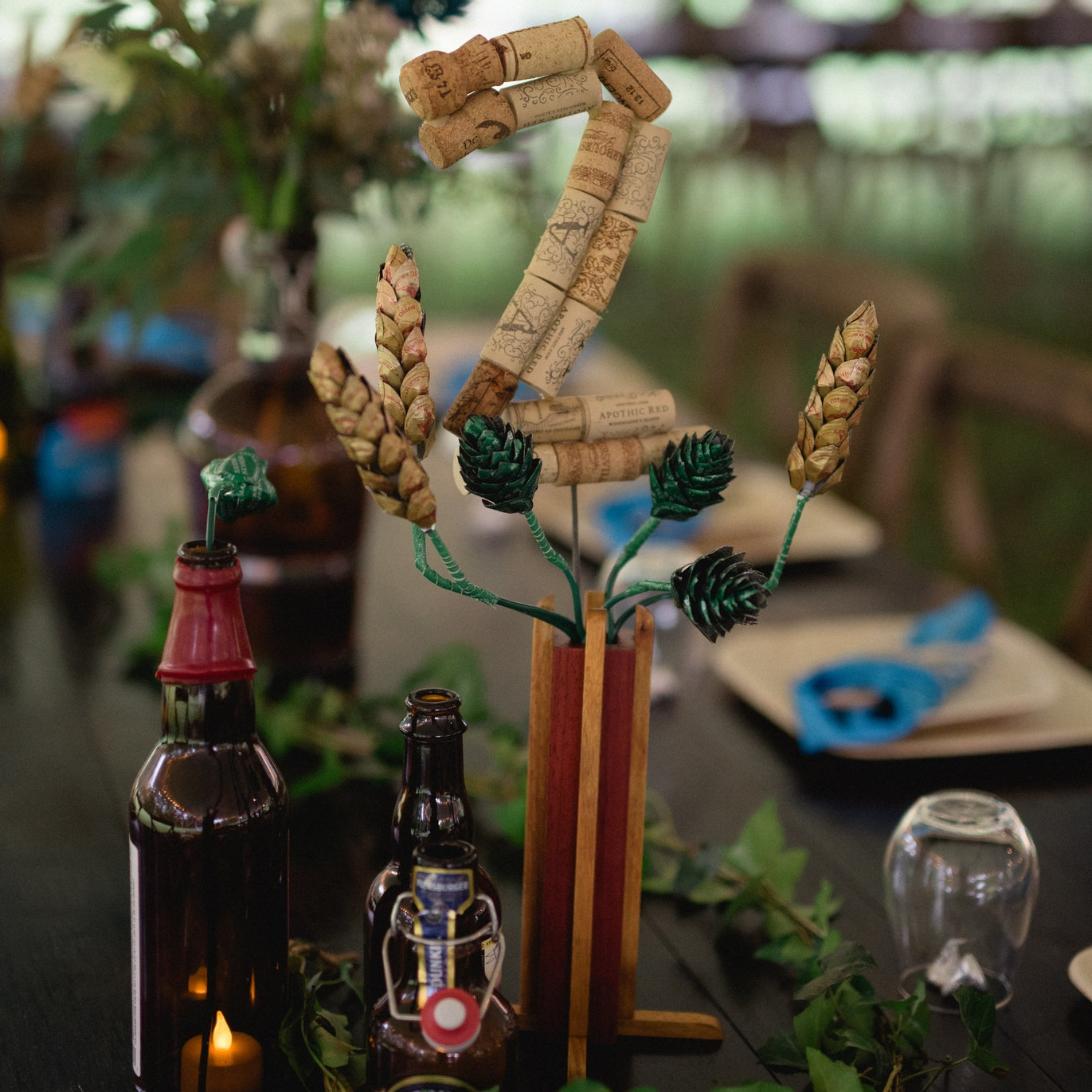 Tabletop decorations