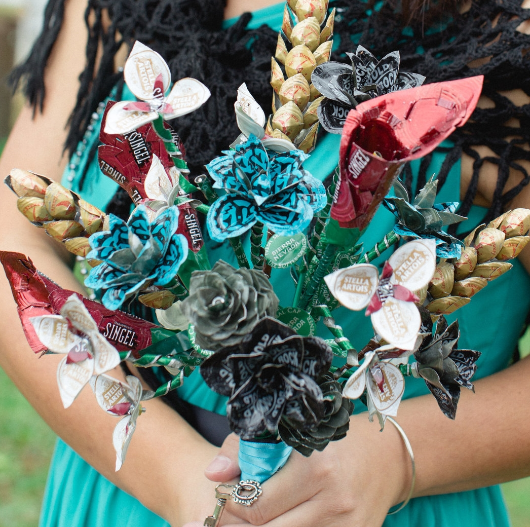 Bridesmaid bouquet #1