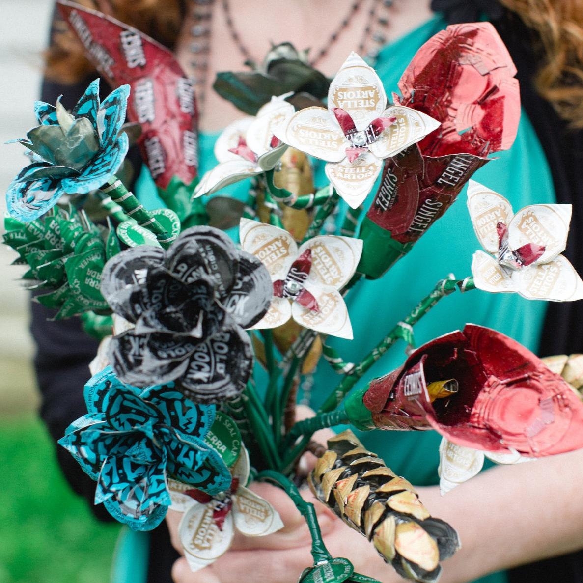 Bridesmaid bouquet #3