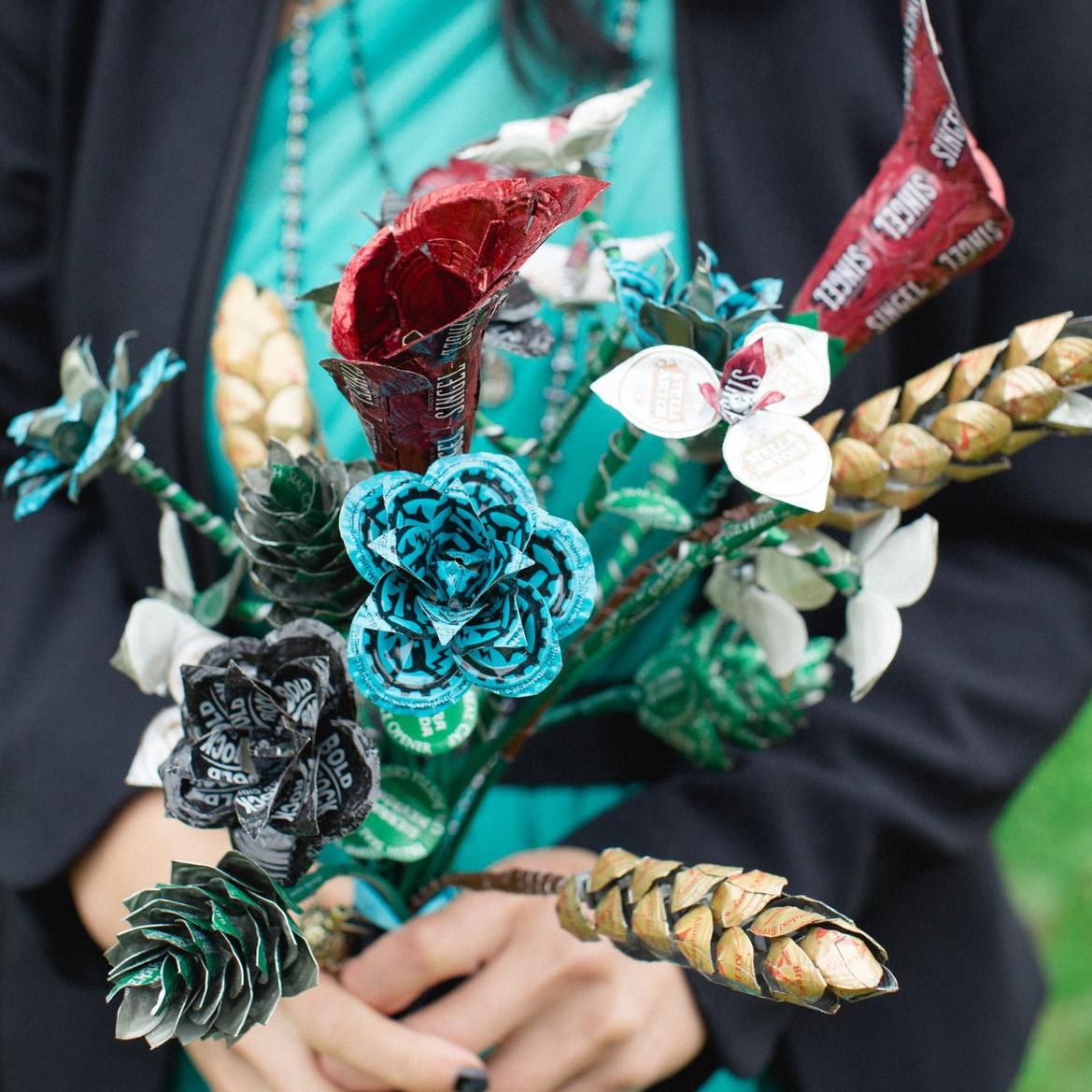 Bridesmaid bouquet #2
