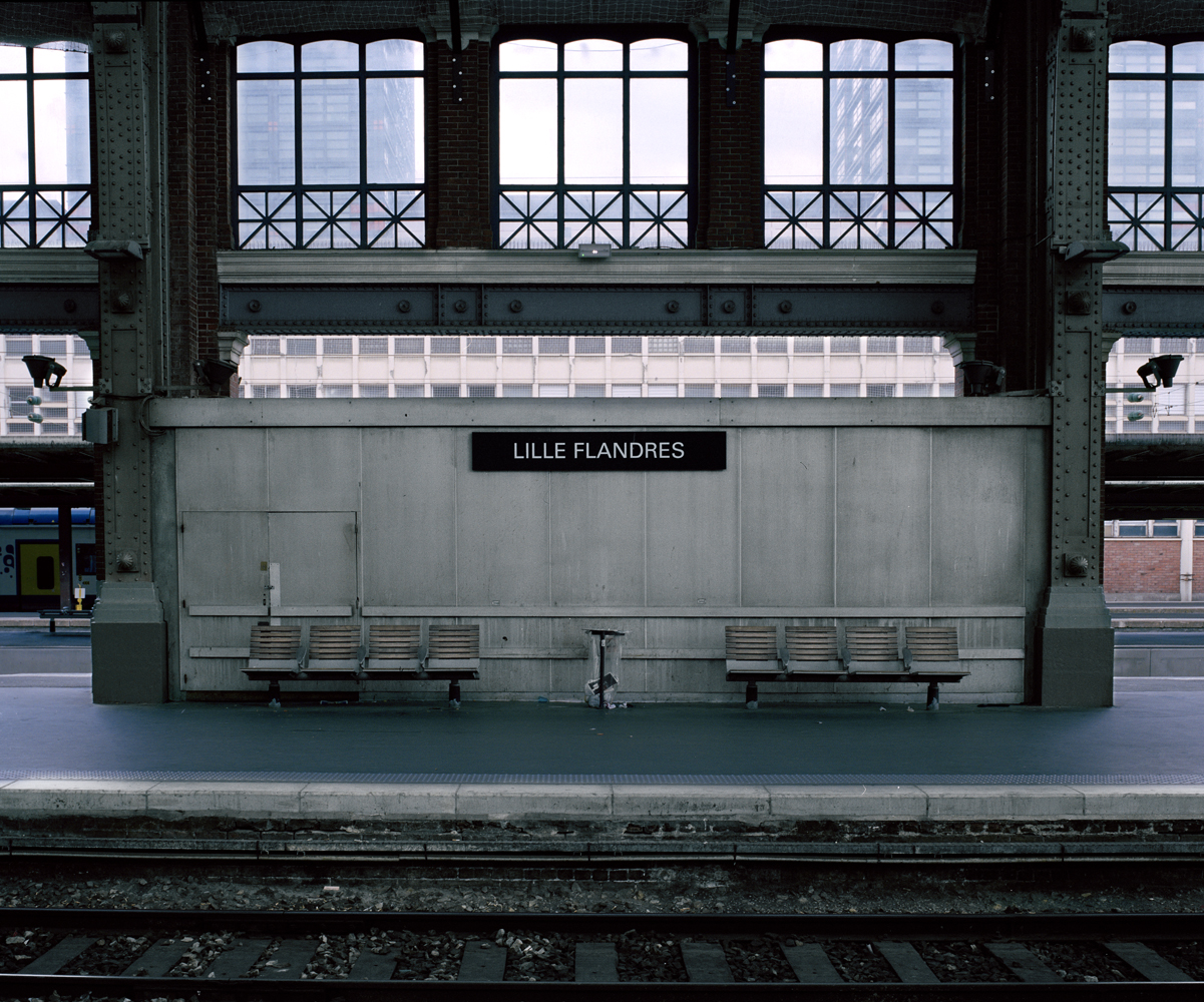 Gare de Lille-Flandres, Lille, France