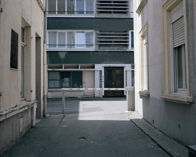 Alleyway, Boulogne-sur-Mer, France