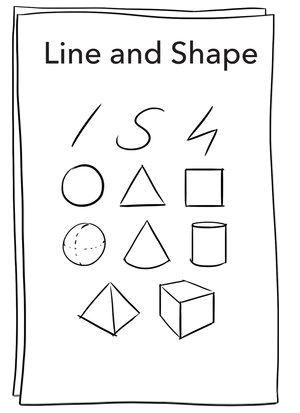 Line and Shape