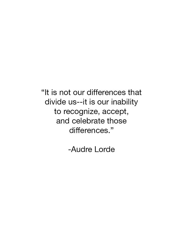 If you do anything today, celebrate someone's differences. 🌈 #happypride #worldpride2019 #peoplewhodo #inspire #quotestoliveby #doyou  #liveyourlife #makeadifference #makeanimpact #love #loveislove