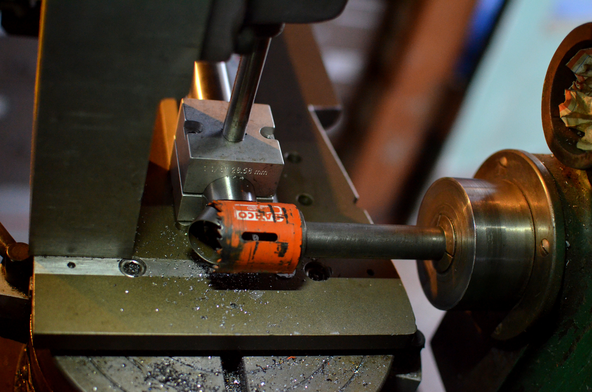 Mitering a Seat tube