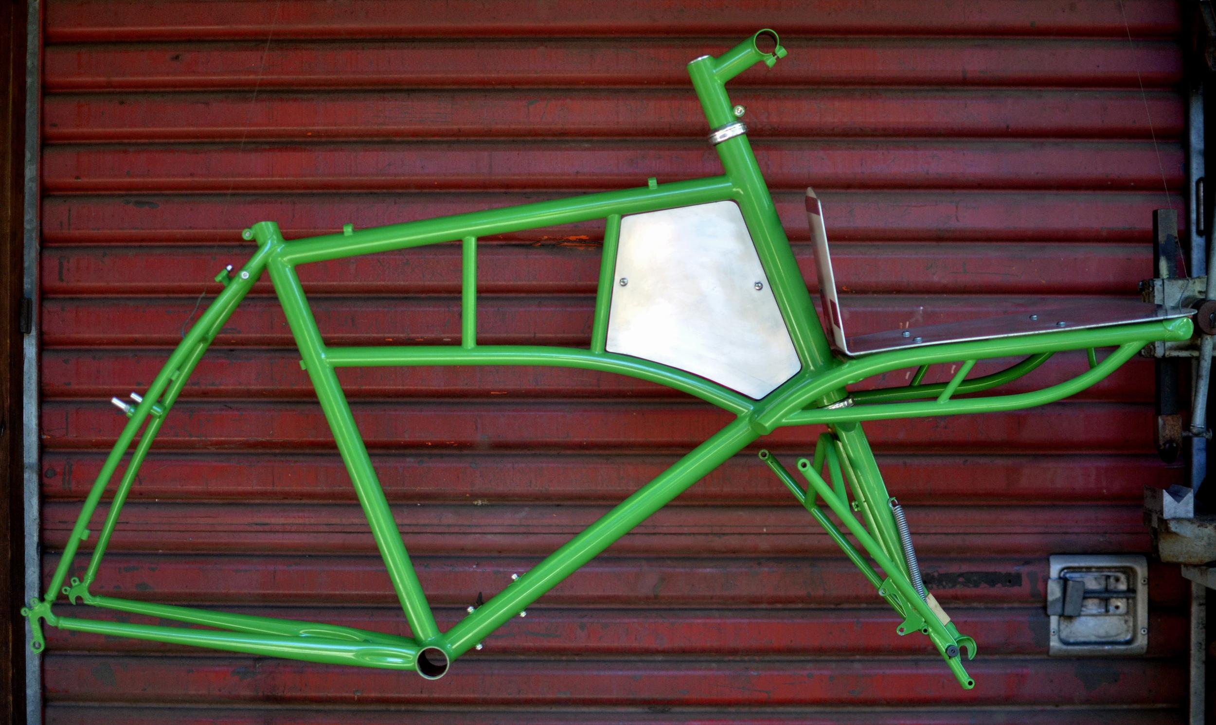 may green platy