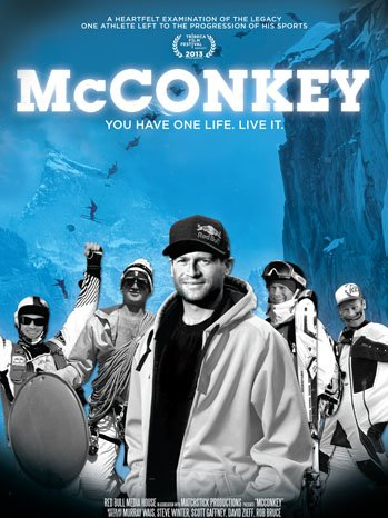 McConkey film featuring Kent Kreitler