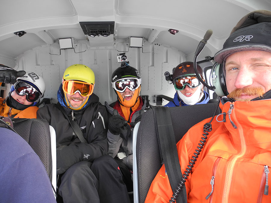 How about join me and others on this chopper above in Alaska USA in our tech leaders tour?