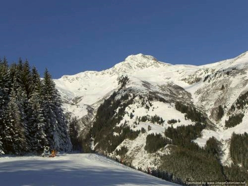 Rauris- Quaint and beautiful alpine setting for the races