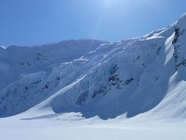 Gorgeous terrain ready to be heli skied.