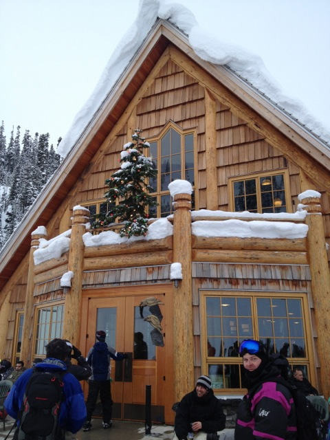 New Day Lodge This Year At Mt Baker- Development!