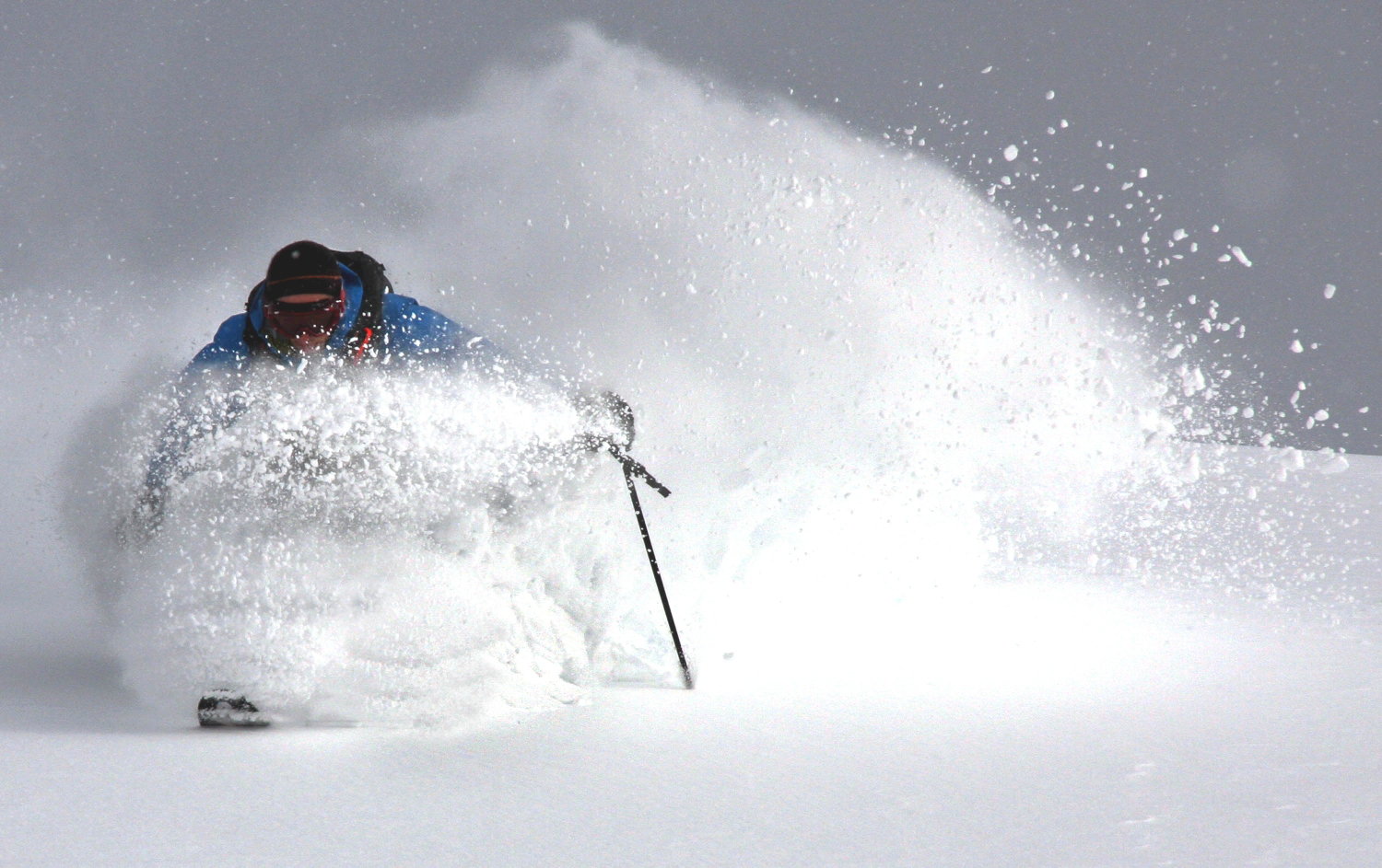 Where Every Day is a Powder Day   Fresh Tracks Guaranteed   About Us