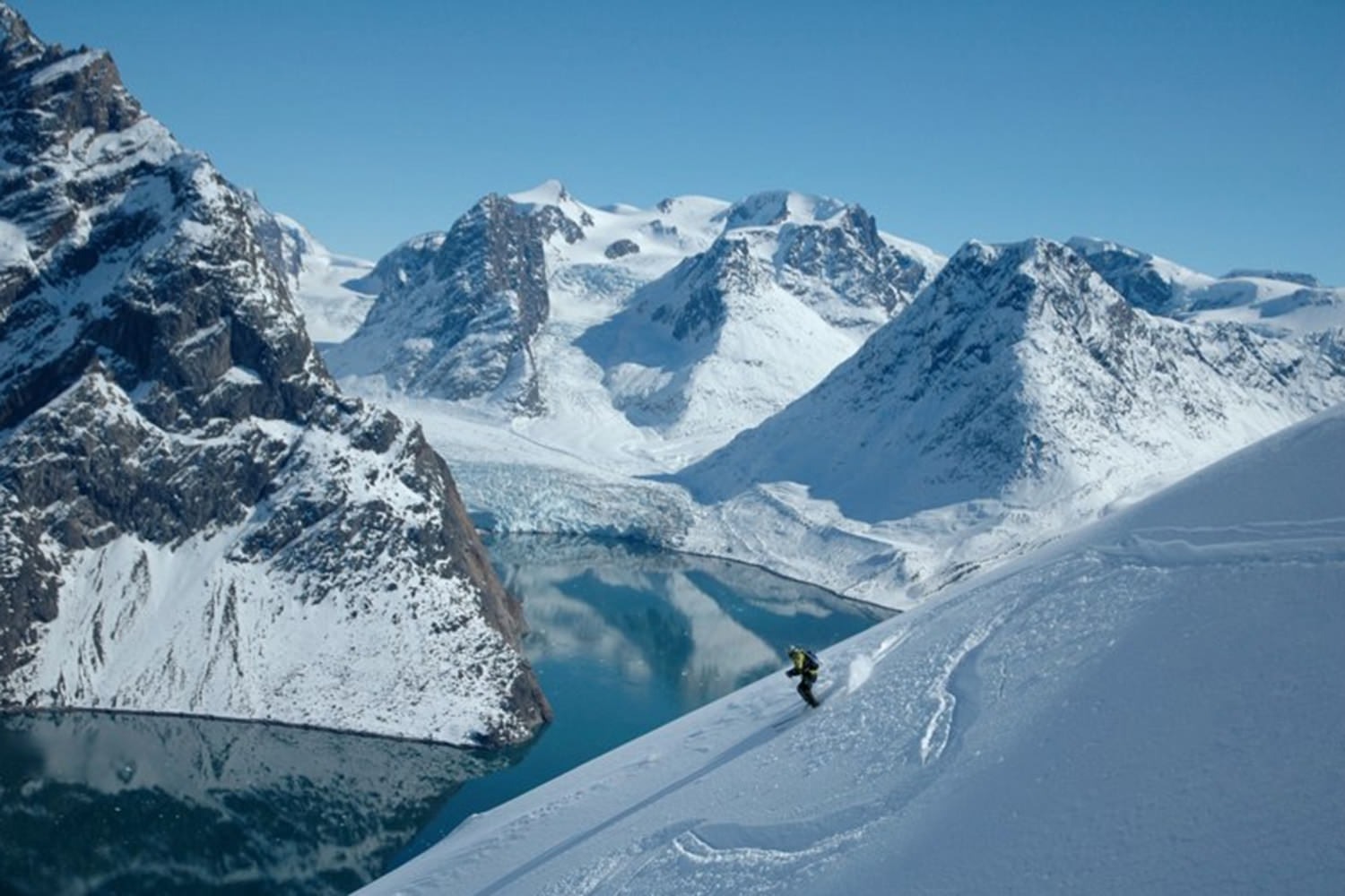 Experience Greenland