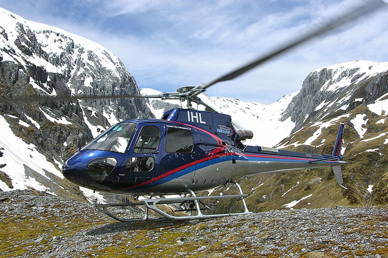 """Eurocopter AS350 """"Squirrel"""""""