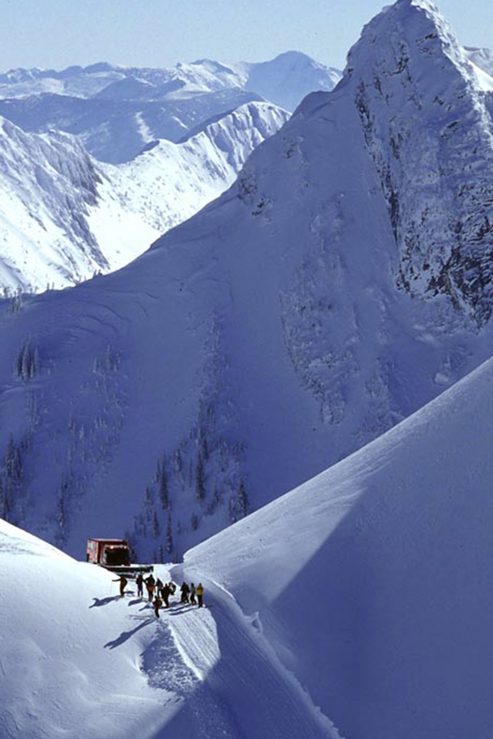 Cat Skiing Advantages - Lower Investment