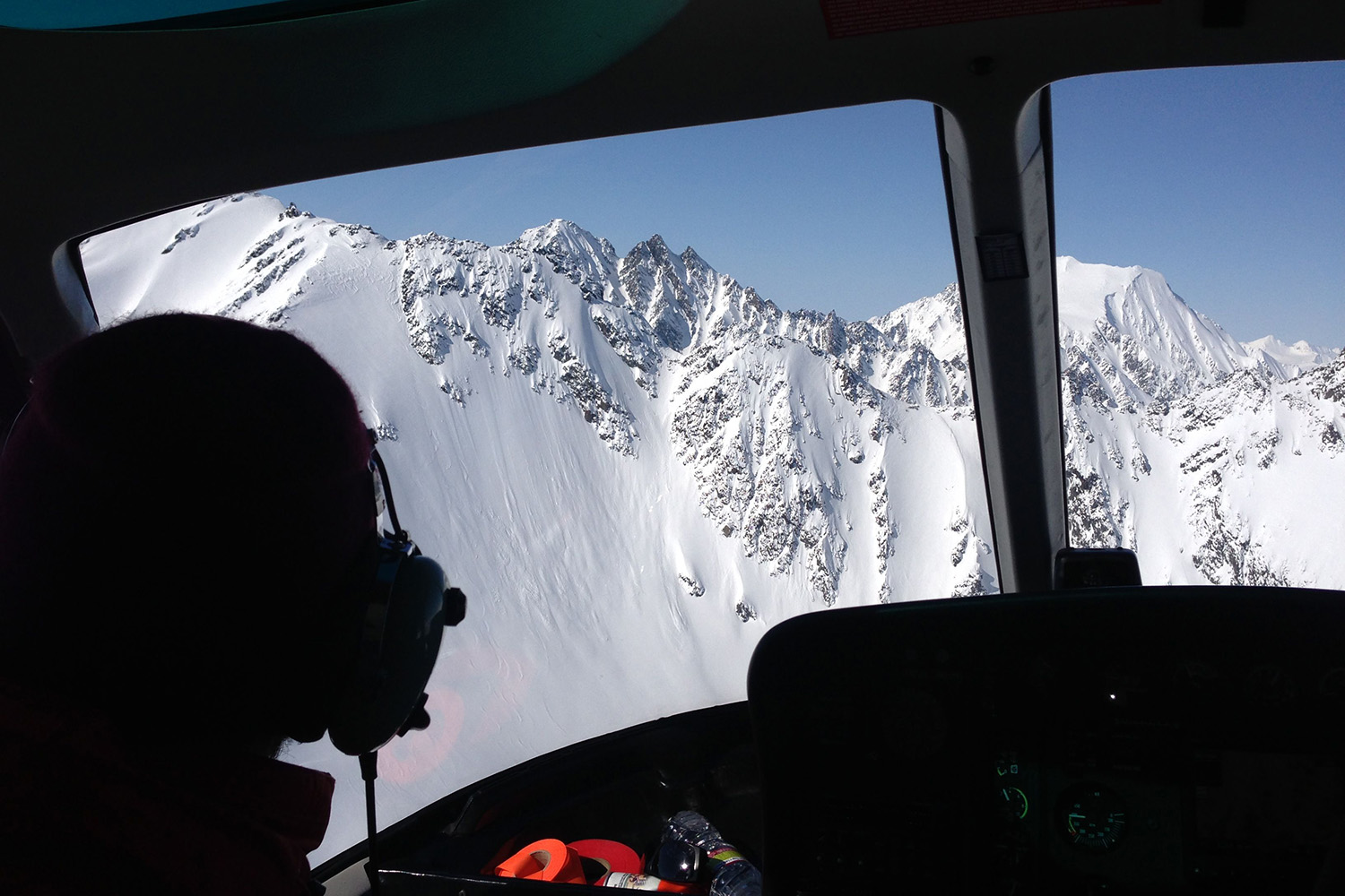 Heli Skiing Information (Choppers)