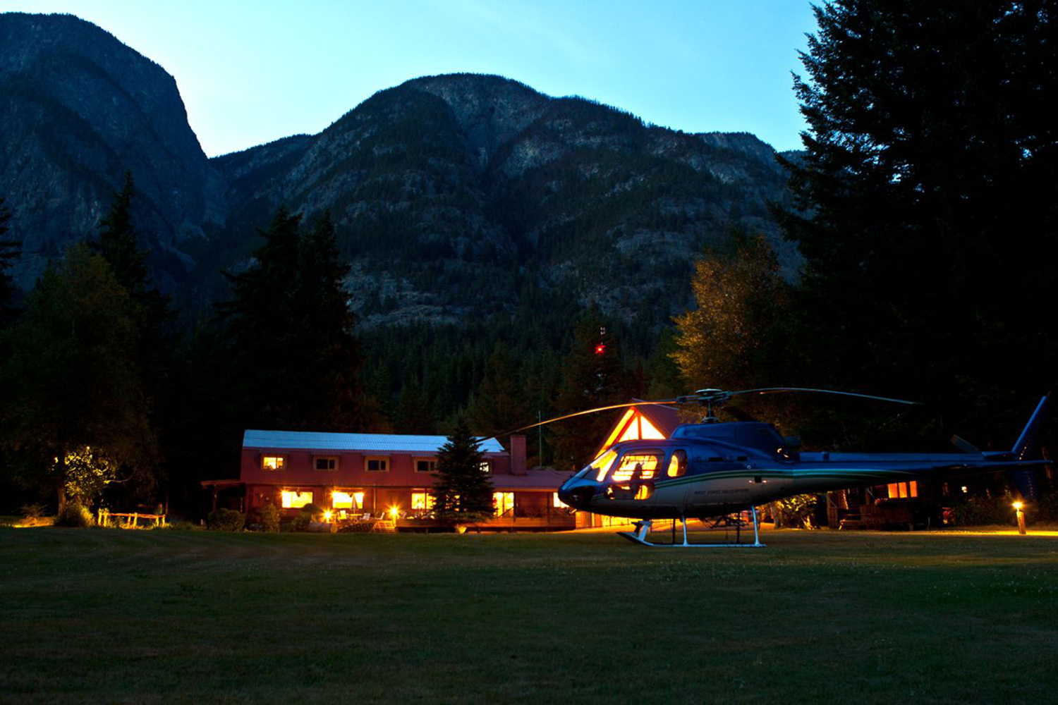 Total Heliski Corporate Heli Ski Events
