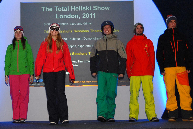 2011 Total Heliski Show