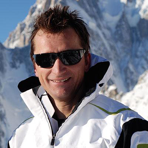 Graham Bell - Heli Ski Legend