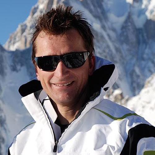 Graham Bell Heli Ski Legend