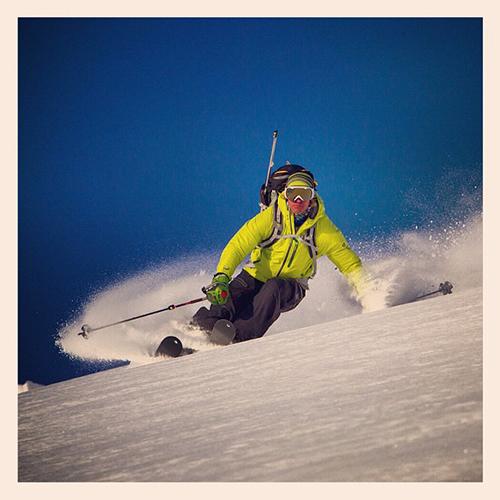Doug Stoup - Heli Ski Legend