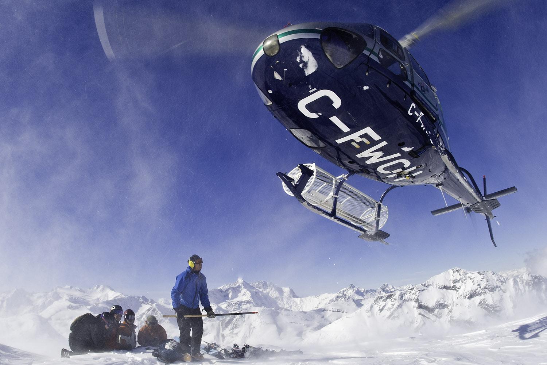 Heli Ski Adventures Brought by Total Heliski