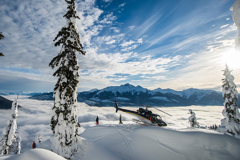 1,570 square kilometers of skiable terrain!