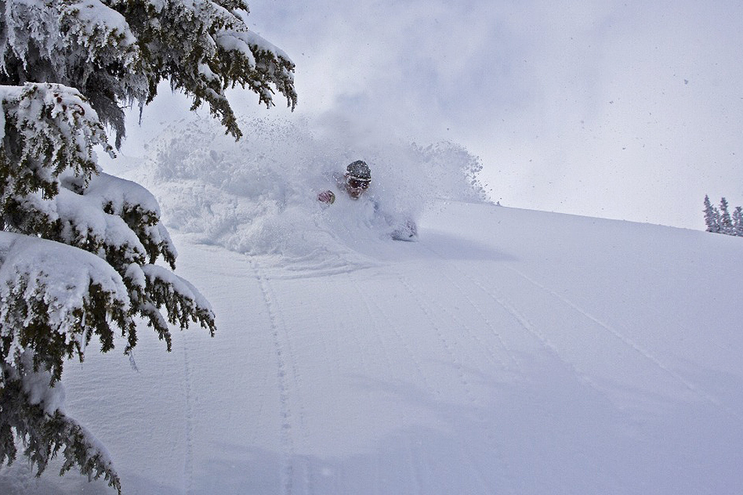 Plentiful and reliable snow conditions.