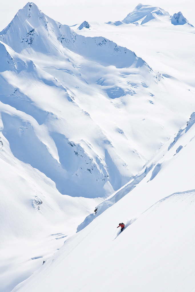 Heli ski like nowhere else.