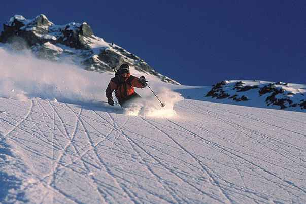 From scenic glacier runs and powder bowls to steep couloirs, exposed ramps, and big mountain faces.