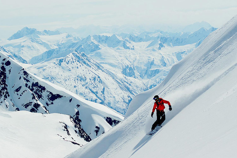 Alaskan Steeps and Deeps