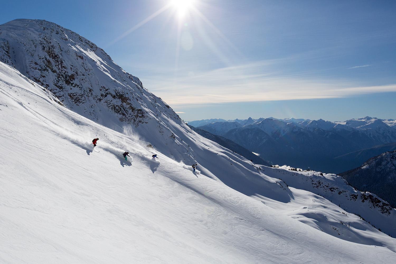 Technology Leaders Heli Ski Summit