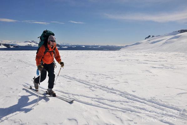 Heli ski with one of Total Heliski's Legends, Doug Stoup.