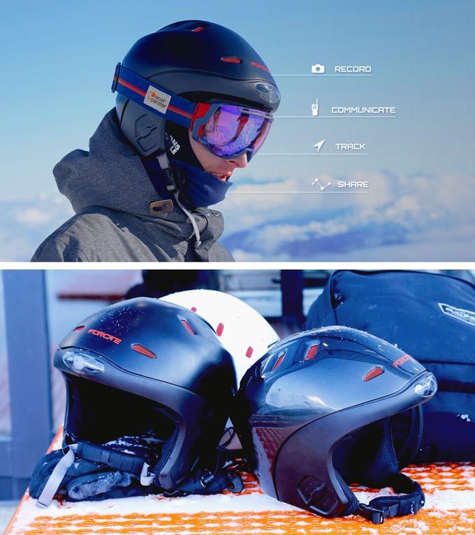 World's First Smart Helmet