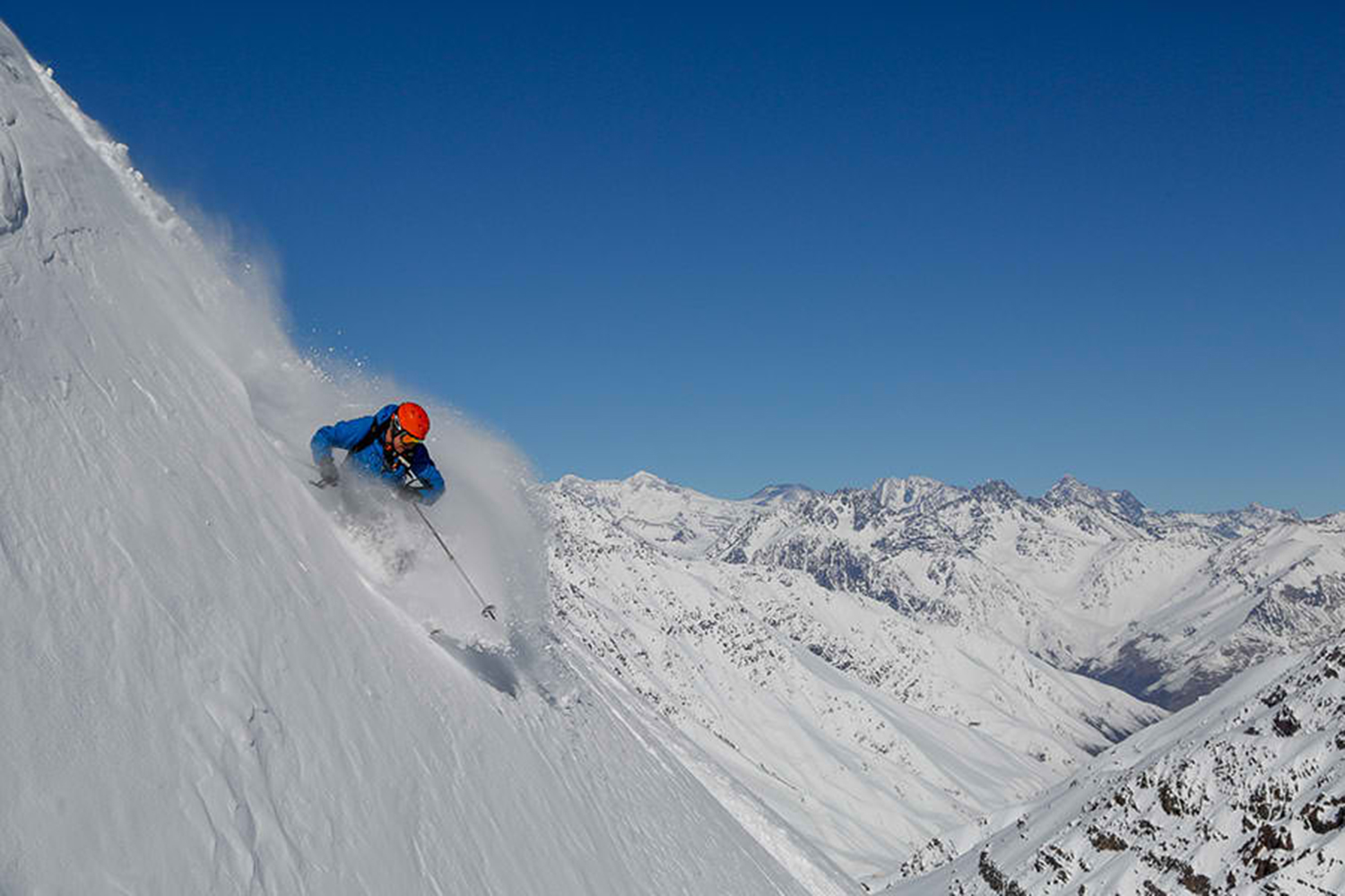 South American Ski Experience