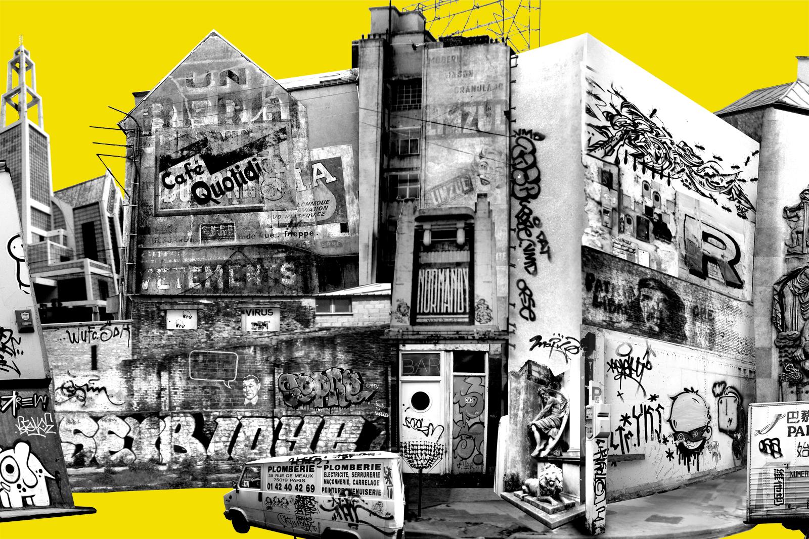 Détail de la rue #5